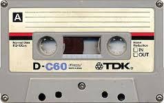 Cassetta TDK