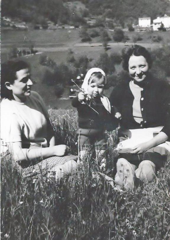 Nonna, mamma, Stefi