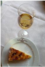 Torta albicocche